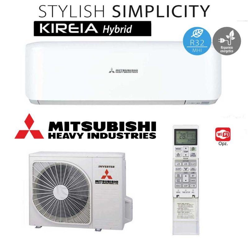 9000-BTU-CLIMATIZZATORE-MITSUBISHI-HEAVY-INDUSTRIES-R32-FULL-DC-INVERTER-SRK/SRC25ZS-W